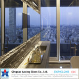 Reflective Glass Used for Bathroom Mirror, Glass Wall