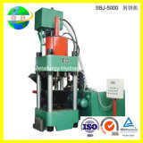 Hydraulic Scrap Iron Shaving Briquetting Press for Sale (SBJ-500)