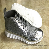 Fashion Women's Injection Casual Shoes Sport Shoes Leisure Shoes Sneakers (YJ1811-1)