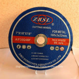 Double Net Reinforced Metal Cutting and Grinding Wheel