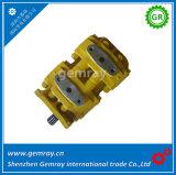 Komatsu 07400-30102 Tandem Hydraulic Gear Oil Pump for Bulldozer D75s-3/5