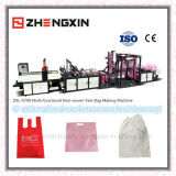 2016 New Designed No-Woven Vest Bag Making Machine Zxl-A700
