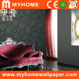 Home Decor Wallpaper with Two Designs Wallcovering