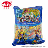 Cartoon Pictures Bubble Gum with Tattoo 250PCS