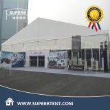 Fire-Resistance Tent Fabric with PVC Wall