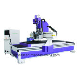 1325b-12 Precision Ball Screw Driven Machine with Drill Bank for Woodworking