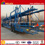 2 Axles 12 Tons Car Carrier Semi Trailer
