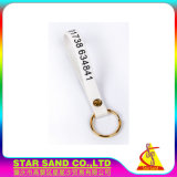 Promotional Gifts PVC Rubber Key Chain, Custom Plastic Silicon Keychain