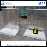 Trustworthy Security Barrier Aluminium Barrier with Slope Manufacture
