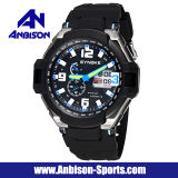 Hot Sale Digital Waterproof Sport Watch for Young People