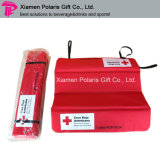 Red Cross Promotion Water Proof Folding Seat Cushions for Giveaways