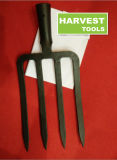 Steel Fork Garden Fork Four Teeth Fork Farming Fork