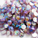 Ss6 Ss10 Ss16 Ss20 Lt Rose Ab Stone 1440 PCS Crystals Bead Crystal Ornament (FB-ss6-ss30 lt rose ab)