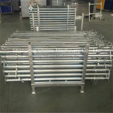 Adjustable Galvanized Steel Scaffolding Post Shoring Props
