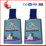 BSCI Factory Supply High Quality Custom Logo Sport Medal with Ribbon