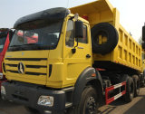6X4 North Benz Tipper Trucks Dump Truck Beiben Truck