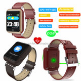 Sos Button Adult GPS Watch Tracker with Fitness Tracking D28