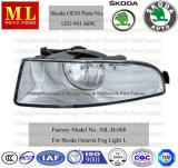 Fog Light for Skoda Octavia Car From 2008 (2ND generation) with OEM Parts No. 1zd 941 699c