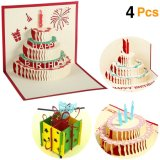 China Manufacturer Birthday Cards Laser Cut Happy Birthday Greeting Cards ##Ab22