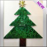 Christmas Sequin Decorative Shining Trees