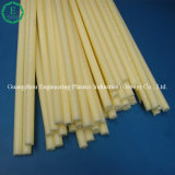 100% Virgin PA Material Plastic Nylon Rod