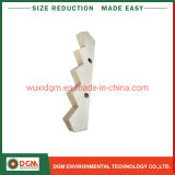Customized Plastic Recycling Large Diameter Pipe Shredder Wholesale