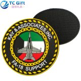 Custom Malaysia Woven Badge Flag Aircraft Model Personalized Garment Accessories Military Tactical Gear Police Uniform Patch Supplier Embroidery Funny Patches