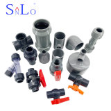 Plastic Elbow 45 UPVC Pipe Fittings for Water Supply