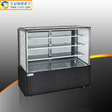 Hot Selling Commercial Refrigerated Cake Showcase Price with Ce