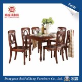 Home Furniture Wood Dining Table (AA310)