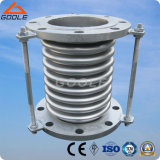 Shock Absorption Axial Metal Bellow Expansion Joint (Corrugated Bellow Compensator)