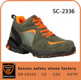 Saicou Hiking Boots Cheap Wholesale Shoes in China Woodland Shoes for Men Sc-2336