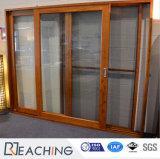 Hot Sale Double Glass Aluminum Frame Sliding Door Reasonable Price