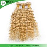 Wholesale Virgin Color 613# Brazilian Remy Blonde Human Hair