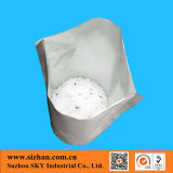 Round Bottom Aluminum Foil Bag for Plastic Particles