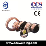 Shandong Solid Wire Er70s-6 Copper Coated Coil Welding Wire with ABS Ce CCS TUV