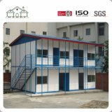 Sandwich Panels Light Steel Structure Frame Prefab Modular Home/Mobile Living Building/Prefabricated House