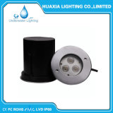 DC24V 9W IP68 High Power LED Recessed Underwater Light Swimming Pool Lamp