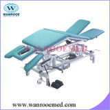 De-7 Medical Rehabilitation Waist-Back Treatment Table Physical Bed