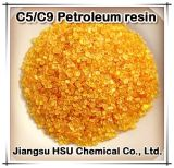 C5/C9 Hydrocarbon Resin Cold Resin with High Softening Point Used for Paint