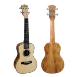 Wholesale Price OEM Solid Top Ukulele Concert Instrument