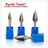 "1/4"" Shank Dia Single Cut Double Cut Tungsten Carbide Tool"