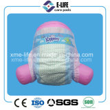 Pearl DOT Cotton Big Elastic Waistband Baby Diaper with High Absorption and Competitive Price
