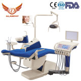 Ce & FDA Luxury Dental Unit, China Best Dental Supplier Manufacturer, Chinese Cheap Dental Product Brand, Dental Material, Dental Chair Company Price