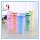 Advertising Water Cup 500ml Double Wall Plastic Water Bottle