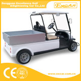 A1h2 High Quality Electric Golf Car with Cargo Box