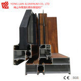 High Quality Aluminum Extrusion Profile for Thermal Break Windows Frame