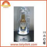 Fashion Design Beer Bottle Glorifiers Plasma LED Light Bar