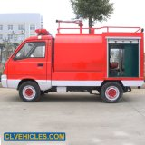 2 Tons Electric Emergency Rescue Fire Fighting Truck Price for Sale