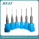 CVD Diamond Coating Dental Tool Dia 1.0*18*D6*60 and Dental End Mill and Zirconia Denture Tool Used for Dental Equipment CAD/Cam
